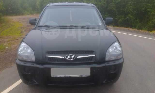 Hyundai Tucson, 2008 год, 450 000 руб.