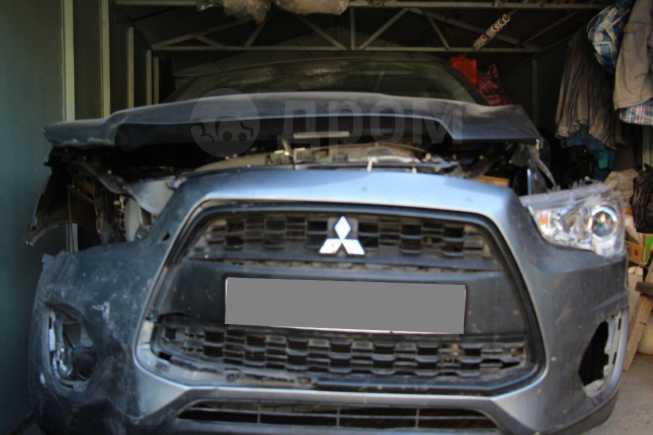 Mitsubishi ASX, 2012 год, 290 000 руб.