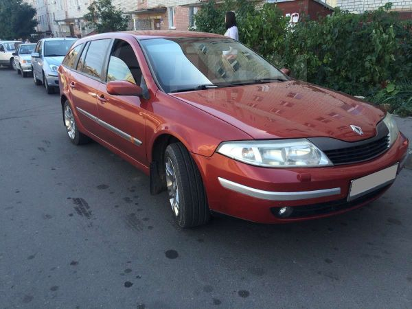 Renault Laguna, 2001 год, 250 000 руб.