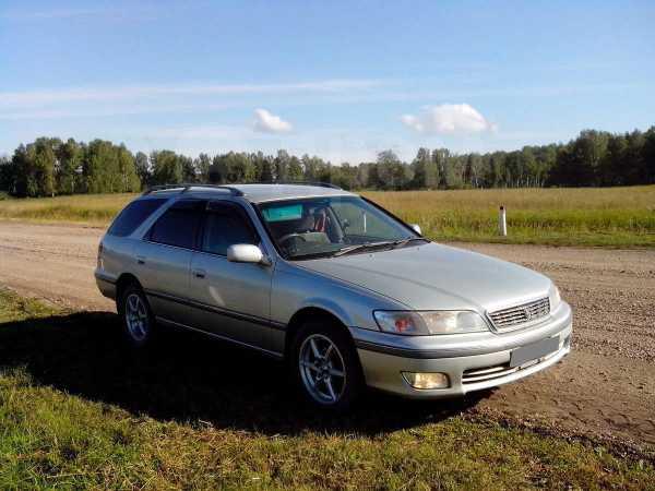 Toyota Mark II Wagon Qualis, 2001 год, 280 000 руб.