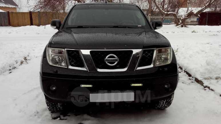 Nissan Navara, 2008 год, 835 000 руб.