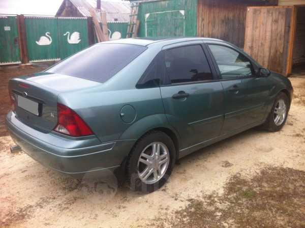 Ford Focus, 2003 год, 190 000 руб.