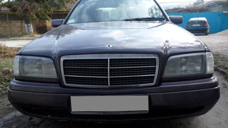 Mercedes-Benz C-Class, 1995 год, 170 000 руб.