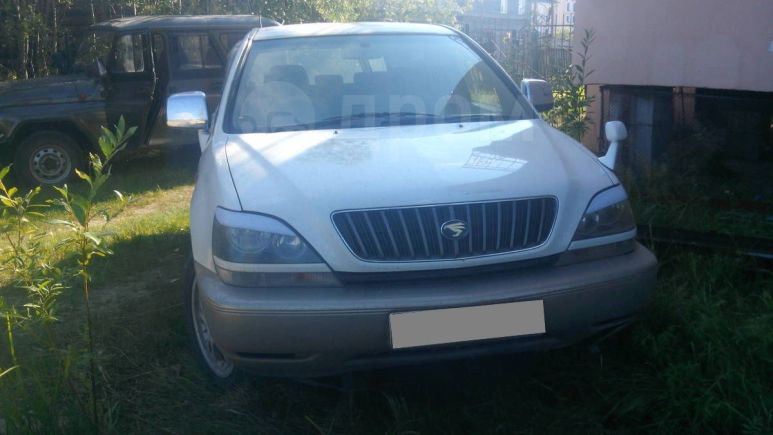 Toyota Harrier, 1998 год, 300 000 руб.