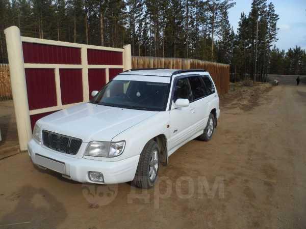Subaru Forester, 2000 год, 320 000 руб.