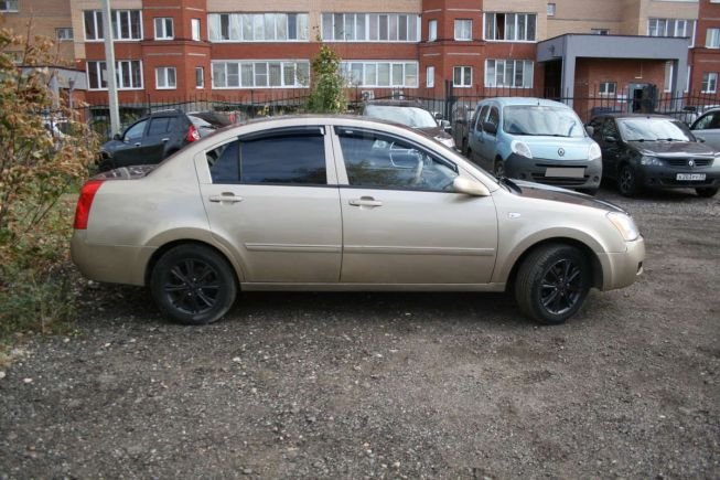 Chery Fora A21, 2007 год, 220 000 руб.