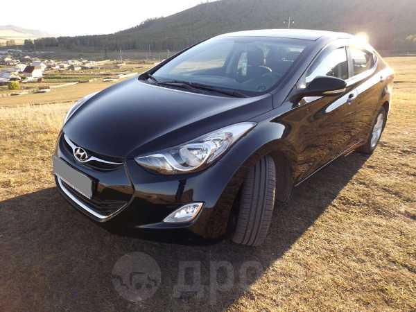 Hyundai Elantra, 2011 год, 619 000 руб.