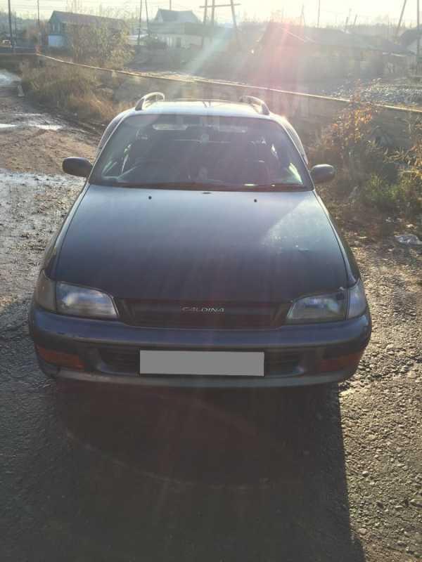 Toyota Caldina, 2007 год, 150 000 руб.