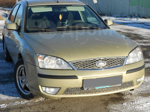 Ford Mondeo, 2007 год, 265 000 руб.