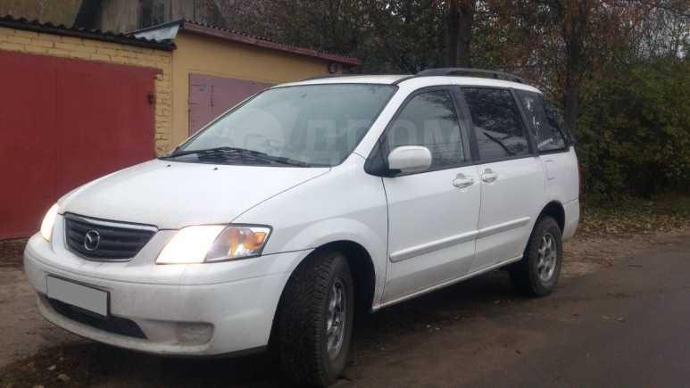 Mazda MPV, 2001 год, 189 000 руб.