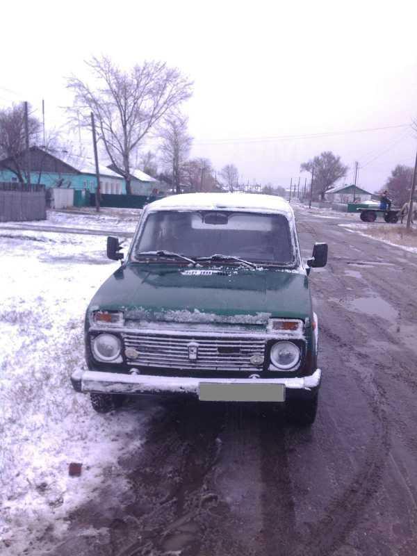 Лада 4x4 2131 Нива, 1999 год, 75 000 руб.