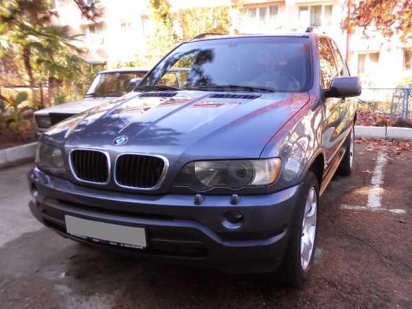 BMW X5, 2002 год, 490 000 руб.