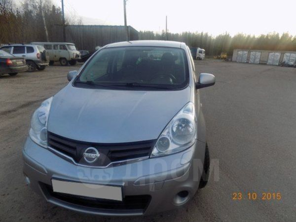 Nissan Note, 2011 год, 399 000 руб.