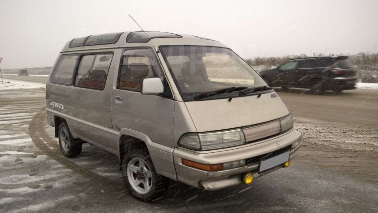 Toyota Master Ace Surf, 1989 год, 160 000 руб.