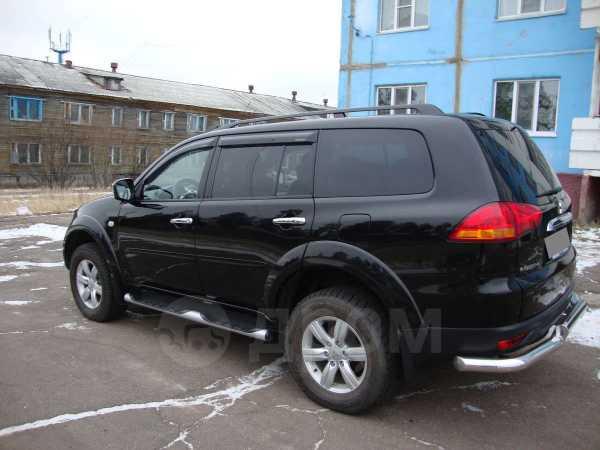 Mitsubishi Pajero Sport, 2011 год, 1 300 000 руб.