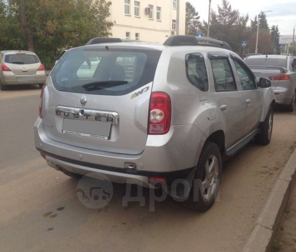 Renault Duster, 2012 год, 410 000 руб.