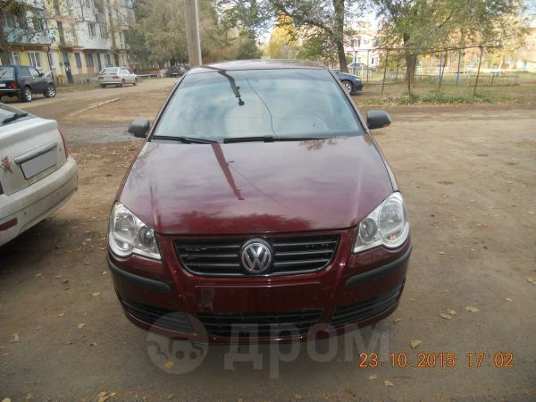 Volkswagen Polo, 2008 год, 370 000 руб.