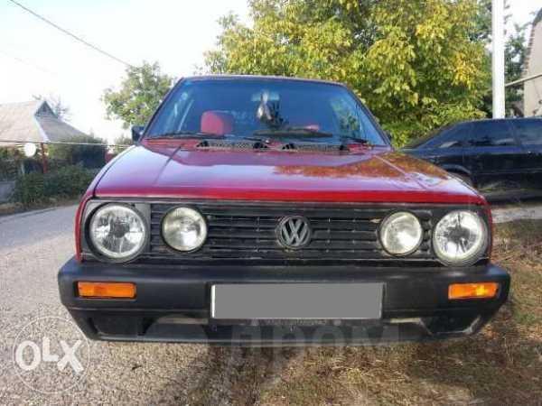Volkswagen Golf, 1989 год, 105 000 руб.