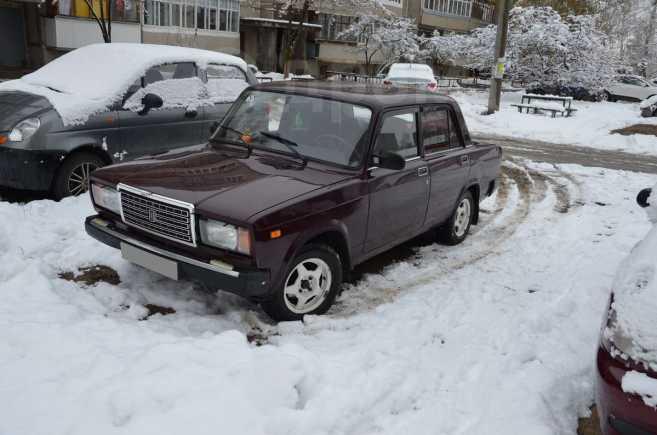 Лада 2107, 2007 год, 69 000 руб.