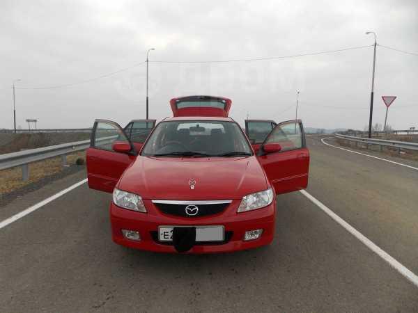 Mazda Familia S-Wagon, 2002 год, 230 000 руб.