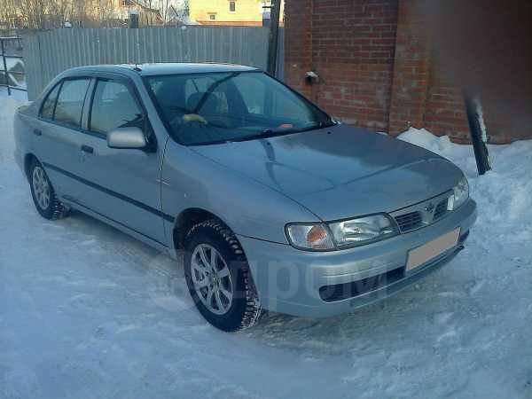Nissan Pulsar, 1996 год, 115 000 руб.
