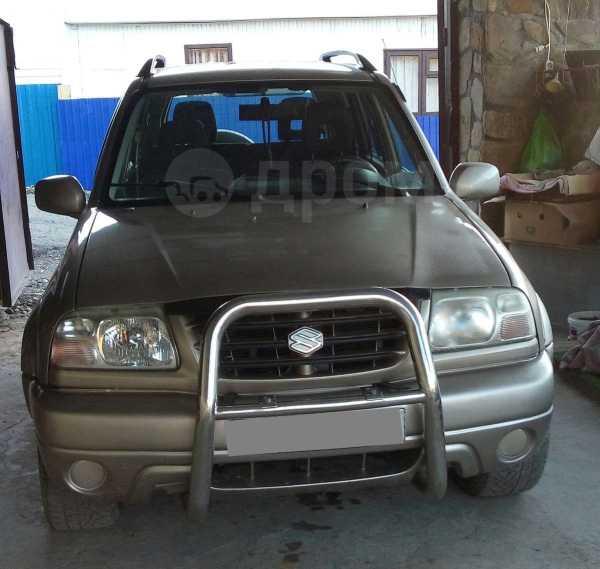 Suzuki Grand Vitara, 2003 год, 450 000 руб.