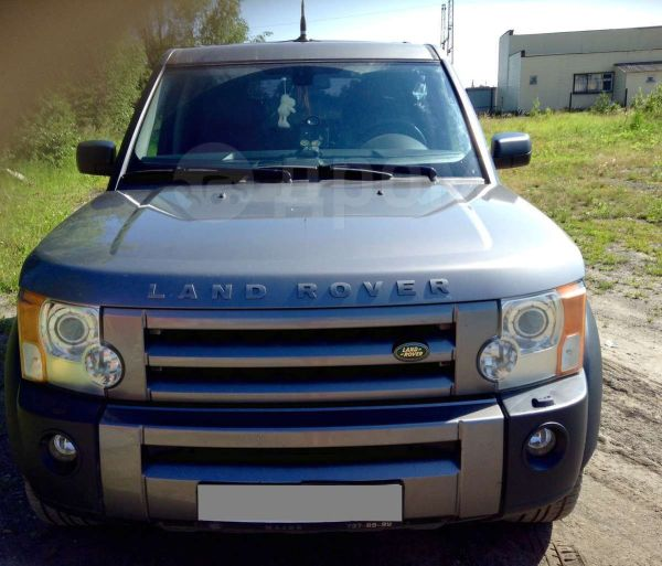 Land Rover Discovery, 2007 год, 850 000 руб.