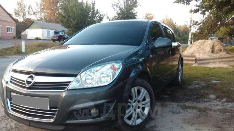 Opel Astra, 2009 год, 370 000 руб.