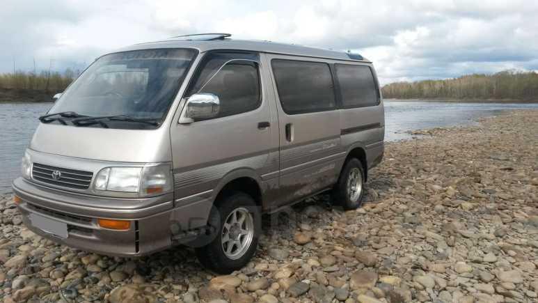 Toyota Hiace, 1995 год, 396 000 руб.