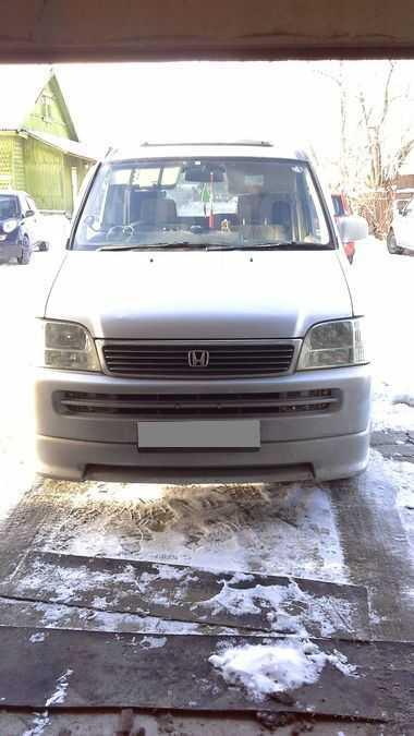 Honda Stepwgn, 2001 год, 295 000 руб.