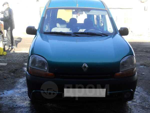 Renault Kangoo, 2000 год, 220 000 руб.