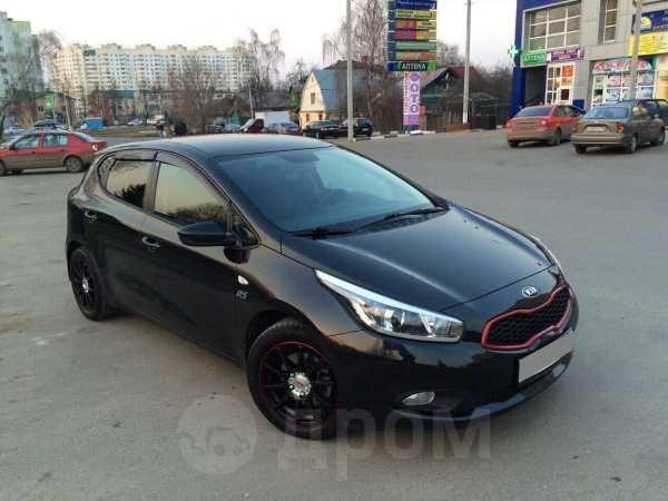 Kia Ceed, 2013 год, 580 000 руб.