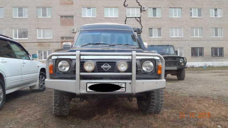 Nissan Safari, 1993 год, 550 000 руб.