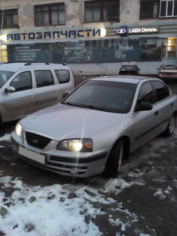 Hyundai Elantra, 2004 год, 180 000 руб.