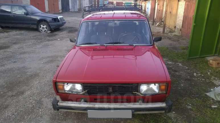 Лада 2105, 1983 год, 42 000 руб.