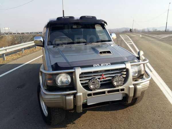 Mitsubishi Pajero, 1995 год, 420 000 руб.