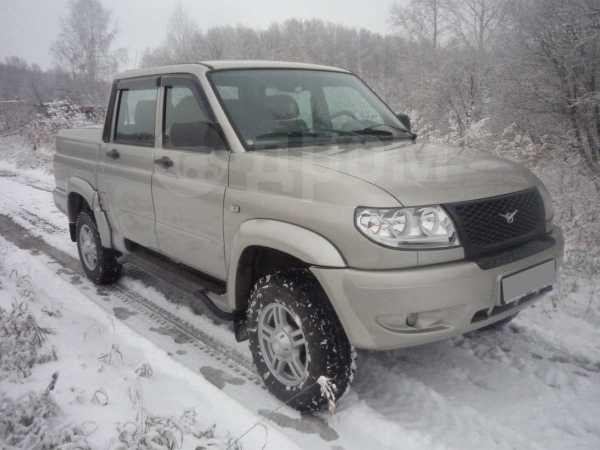 УАЗ Пикап, 2012 год, 550 000 руб.
