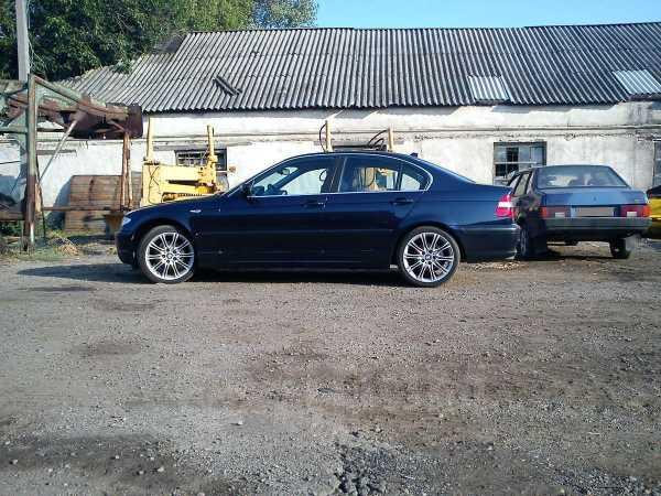 BMW 3-Series, 2002 год, 580 000 руб.