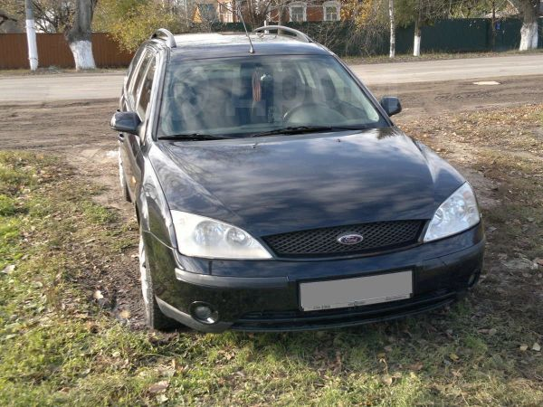 Ford Mondeo, 2001 год, 310 000 руб.