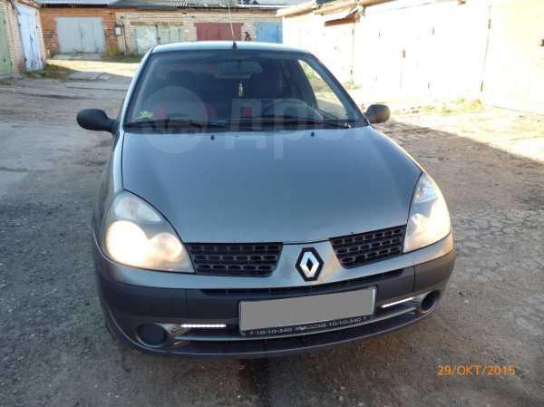 Renault Symbol, 2004 год, 150 000 руб.
