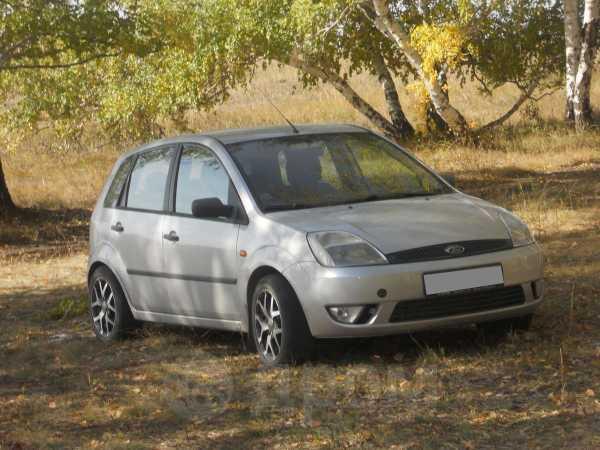 Ford Fiesta, 2003 год, 200 000 руб.