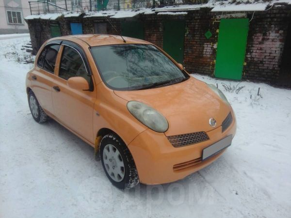 Nissan March, 2002 год, 170 000 руб.