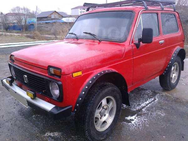 Лада 4x4 2121 Нива, 1992 год, 115 000 руб.