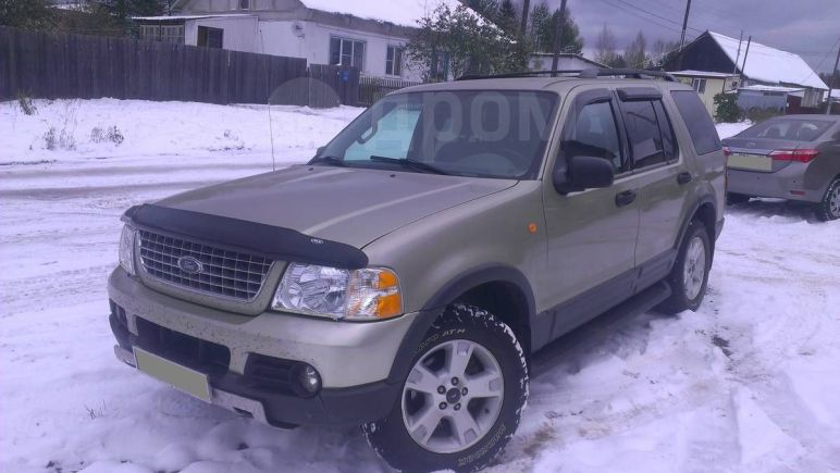 Ford Explorer, 2003 год, 330 000 руб.