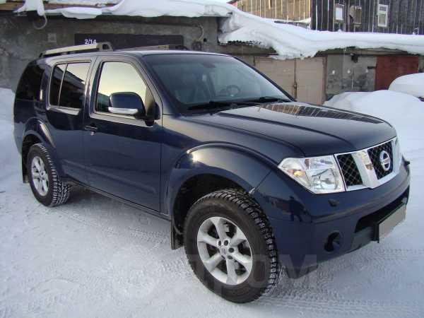 Nissan Pathfinder, 2007 год, 860 000 руб.