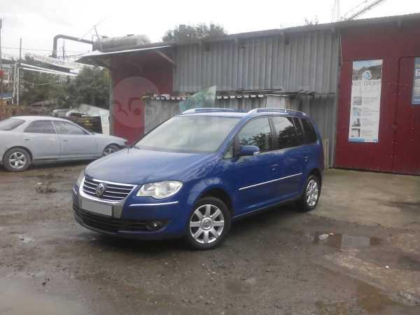 Volkswagen Touran, 2007 год, 465 000 руб.