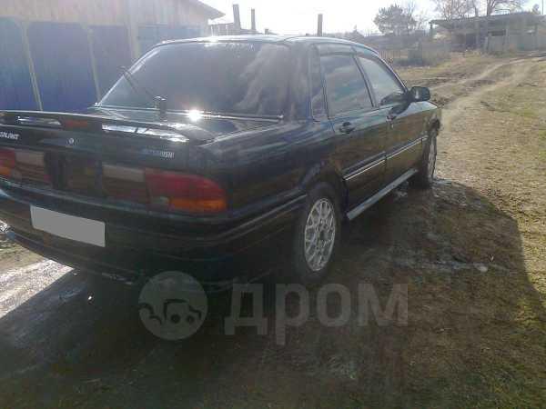 Mitsubishi Galant, 1991 год, 115 000 руб.