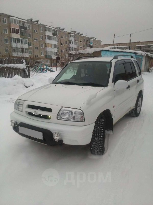 Suzuki Escudo, 1999 год, 275 000 руб.