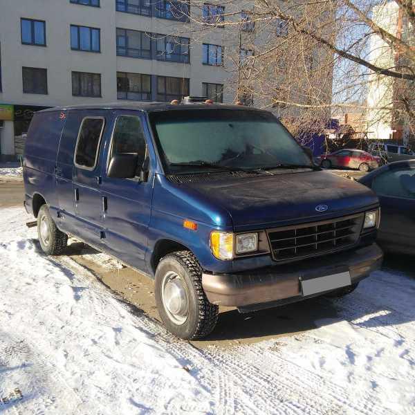 Ford Econoline, 1996 год, 285 000 руб.