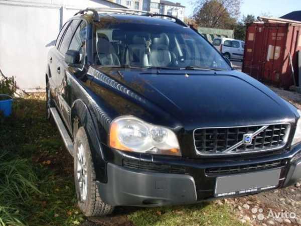 Volvo XC90, 2004 год, 480 000 руб.